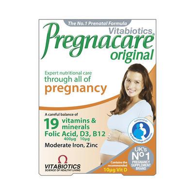 Vitabiotics Pregnacare 女性孕期全效营养片 30片