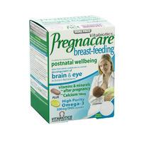 Vitabiotics Pregnacare 女性哺乳期营养补充片+深海鱼油胶囊 56片+28粒