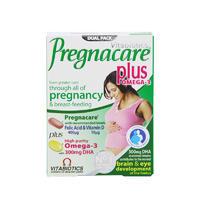 Vitabiotics Pregnacare 女性孕期哺乳复合营养片+深海鱼油胶囊 56粒