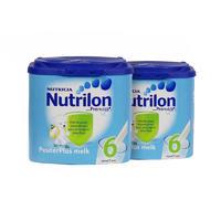【2罐装】Nutrilon 荷兰牛栏 婴幼儿配方奶粉6段(3岁+) 400g