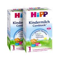 【2罐装】HiPP 德国喜宝 益生菌配方奶粉1+段(1岁以上) 600g