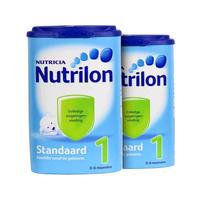 【2罐装】Nutrilon 荷兰牛栏 婴儿配方奶粉1段(0-6m) 850g