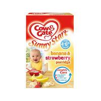 Cow & Gate 牛栏香蕉米糊 (适合从4-6个月开始添加) 125G