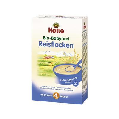 Holle 泓乐 有机大米米粉 250g (4个月起)