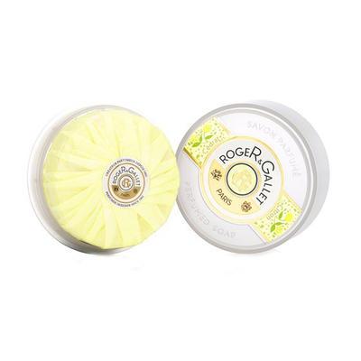 Roger&Gallet 罗渣格尔 柠檬枸橼圆形香皂旅行装