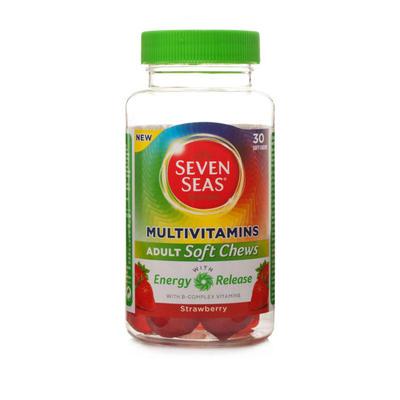 Seven Seas 七海 成人复合维生素软嚼糖 30片