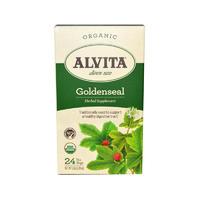 Alvita 天然草药金印草茶 24袋(胃部健康)