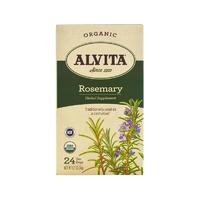 Alvita 天然有机迷迭香花草茶 24袋(美容抗衰老清新净化)