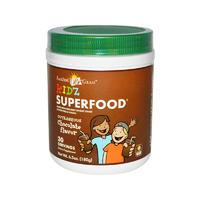 Amazing Grass 儿童有机超级蔬果粉巧克力味蔬菜大餐 180g