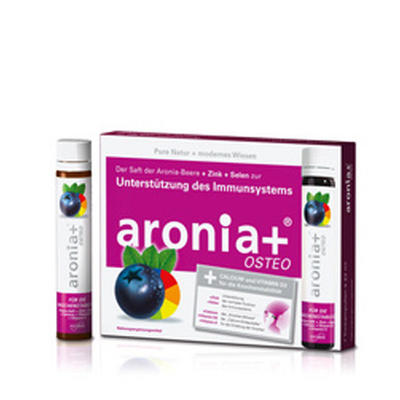Aronia 不老莓强健骨骼营养口服液22mlX7支