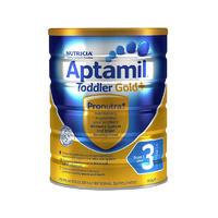 【6罐包邮装】Aptamil 新西兰爱他美金装三段奶粉 900g