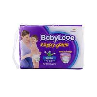BabyLove (9-14kg)幼儿尿布 52片(每单限买2箱)