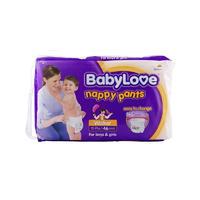 BabyLove (12-17kg)幼儿尿布 46片(每单限买2箱)