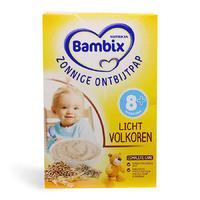 Bambix 阳光早餐系列易消化全麦粥 250g(8-11个月)