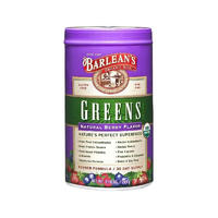 Barleans 绿色浆果 249g