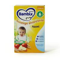 Bambix 阳光早餐系列营养米粉 (苹果味) 250g (6-11个月)