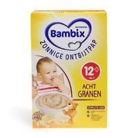Bambix 阳光早餐系列8种谷物米粉 250g (12-17个月)