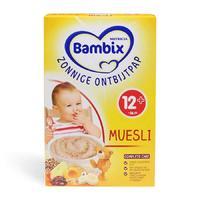 Bambix 阳光早餐系列什锦米粉 250g (12-17个月)