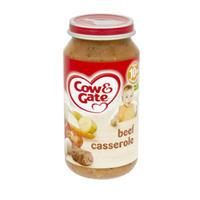 Cow & Gate 牛肉大杂烩(10个月起) 250g*6瓶
