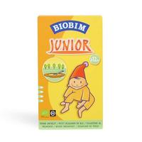Biobim 标兵幼儿有机小麦米糊早餐 250g 12m+