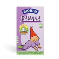 Biobim 标兵婴儿有机米糊 香蕉味 200g 6m+