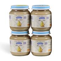 Biobim 标兵 婴儿有机香梨泥 6瓶x125g (4个月以上)