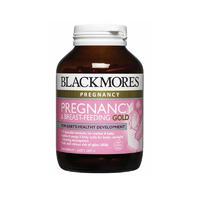Blackmores 澳佳宝 孕期及哺乳黄金营养素胶囊 120粒