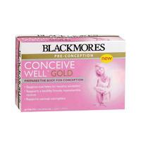 Blackmores 孕妇孕前黄金营养素 28粒片剂+28粒胶囊