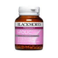 Blackmores 澳佳宝 孕妇孕早期补碘叶酸片 150片