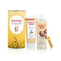 Burt's Bees 小蜜蜂 天然滋养礼盒三件套装