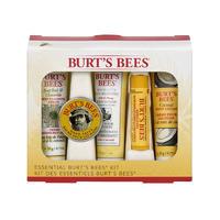 Burt's Bees 小蜜蜂 手足唇全身基础护理 五件套装