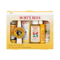 Burt's Bees 小蜜蜂 从头到脚经典礼盒