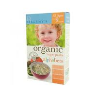 Bellamy's 贝拉米 婴幼儿有机蔬菜字母意面 200g
