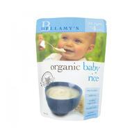 Bellamy's 贝拉米 婴幼儿有机米粉米糊 125g(4个月以上)