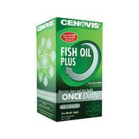 Cenovis 每日系列深海鱼油胶囊 62粒