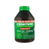 Cenovis 关节修复葡萄糖胺鱼油胶囊 180粒(缓解关节疼痛/修复关节软骨损伤修复)