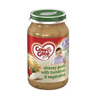 Cow & Gate 西红柿和蔬菜干酪通心粉(7个月起) 200g*6瓶