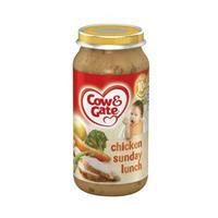 Cow & Gate 周日鸡肉午餐(10个月起) 250g*6瓶