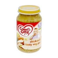 Cow & Gate 鸡肉&美味蔬菜罐头(7个月起) 200g*6瓶