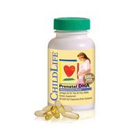 ChildLife 童年时光 产前天然DHA软胶囊 500mg 30粒