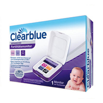 Clearblue 可丽蓝 2代高级排卵监测仪 1个