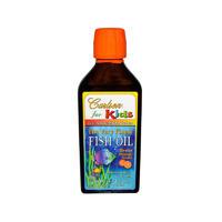 Carlson 卡尔森 儿童挪威深海鱼油滴剂 200ml(橘子味)