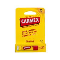 Carmex 小蜜缇 防晒润唇膏 4.25g(原味/缓解干燥/SPF15)