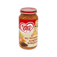 Cow & Gate 牛栏意式番茄牛肉面(10个月起) 250g*6瓶