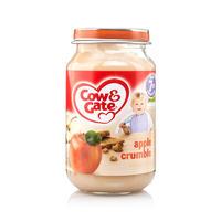 Cow & Gate 烤苹果酥罐头(7个月起) 200g*6瓶