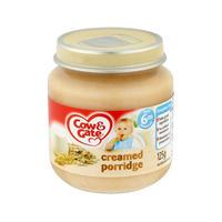 Cow & Gate 奶油麦片粥(6个月起) 125g*6瓶