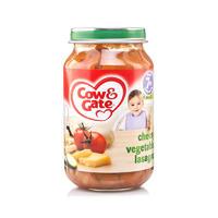 Cow & Gate 干酪蔬菜意式宽面(7个月起) 200g*6瓶