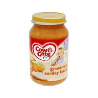 Cow & Gate 周日午餐粥(7个月起) 200g*6瓶