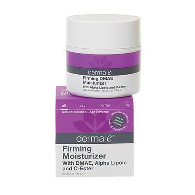 Derma e 德玛依 DMAE硫辛酸酯化C紧肤修复面霜 56g