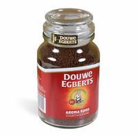 Douwe Egberts 经典红标醇香速溶咖啡 200克